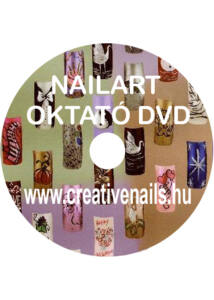 Nailart - Körömdíszítés DVD