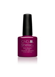 SHELLAC színek Berry Boudoir - 15 ml