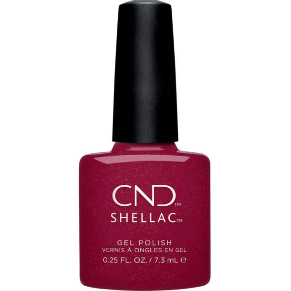 SHELLAC színek Rebellious Ruby - 7,3 ml