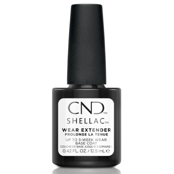 SHELLAC Wear Extender Base Coat - 12,5 ml