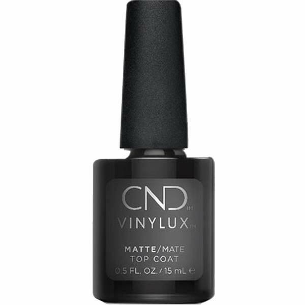 #003 Vinylux Matte Topcoat - 15 ml