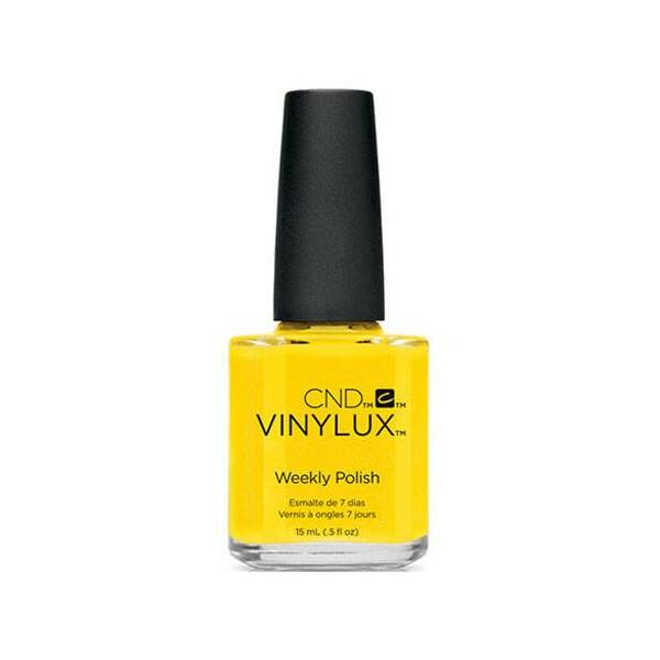 CND Vinylux Bicycle Yellow #104 - 15 ml
