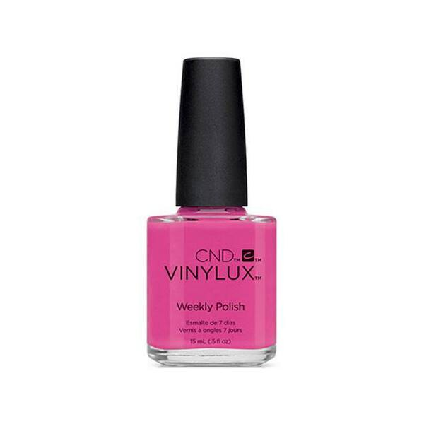 CND Vinylux Hot Pop Pink #121 - 15 ml