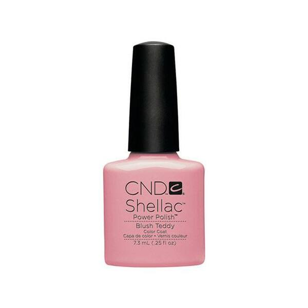 SHELLAC színek Blush Teddy - 7,3 ml