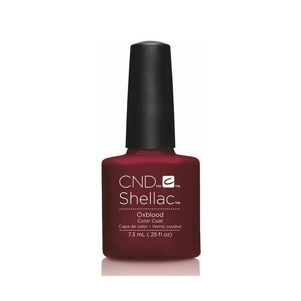 SHELLAC színek Oxblood - 7,3 ml