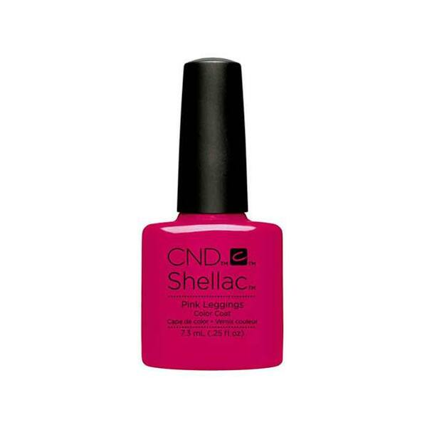 SHELLAC színek Pink Leggings - 7,3 ml